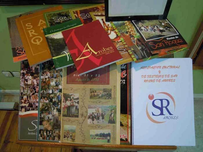 La Asociación Cultural y de Festejos de San Roque de Arobes consiguió el galardón al Pueblo Ejemplar de Parres 2014