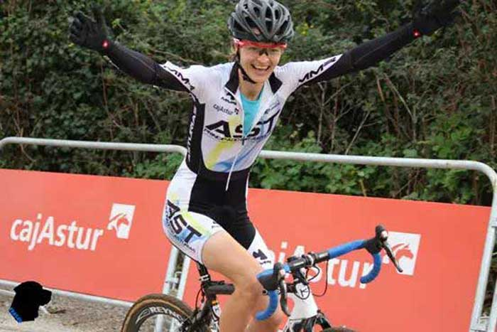 Las sierenses Rocio Gamonal y Aída Nuño estarán en el Mundial de Ciclocross