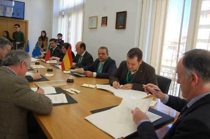Se firm en siero el acta de constituci n de la asociaci n - El tiempo en siero asturias ...