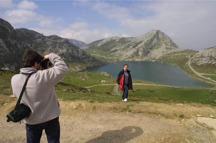 En 2014 el número de visitantes del Parque Nacional de los Picos de Europa en la zona de Los Lagos aumentó un 35%