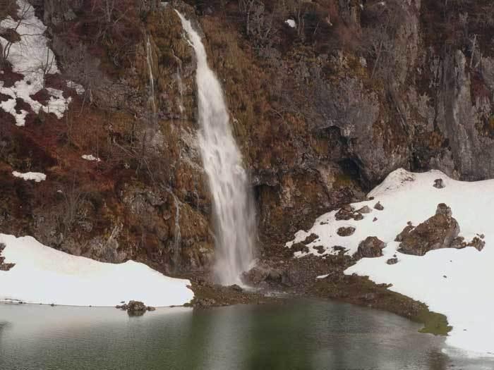 El Bricial, el tercero de los Lagos de Covadonga, podrá verse también en Semana Santa