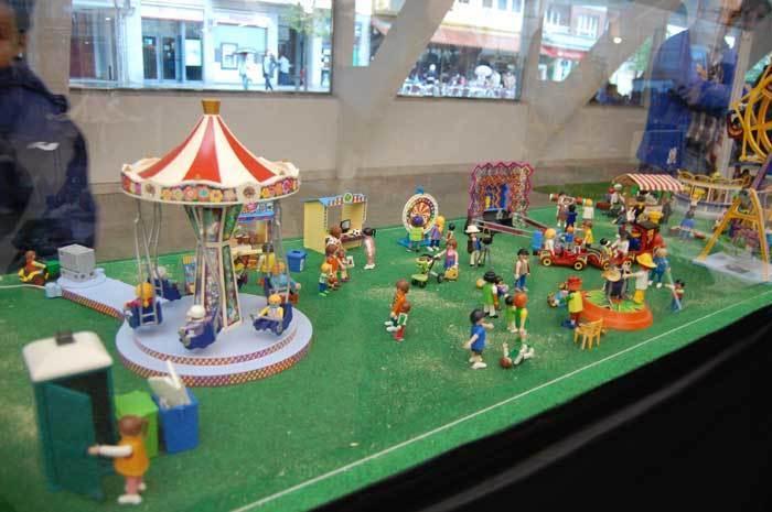 FOTOGALERÍA del Mercado de Playmobil de Pola de Siero