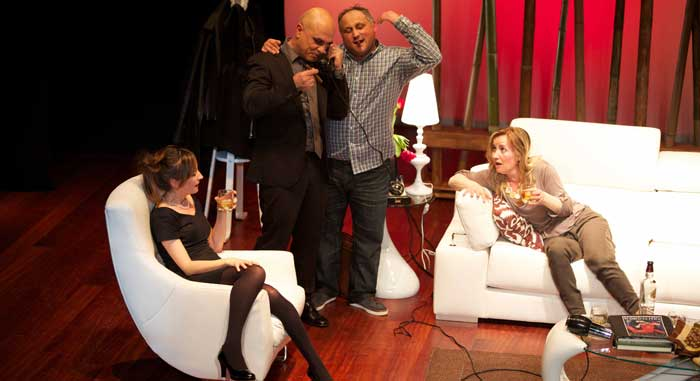 Teatro Contraste gana el VII Certamen Nacional de Teatro Garnacha de Rioja