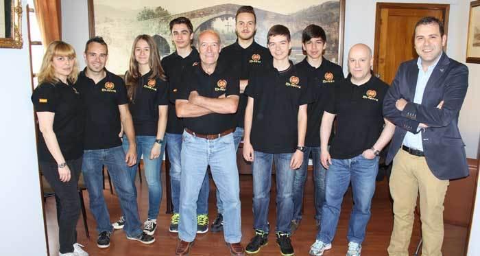 Cangueses rumbo al Europeo de Karate