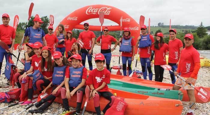 El CODIS y Coca Cola limpian el Sella