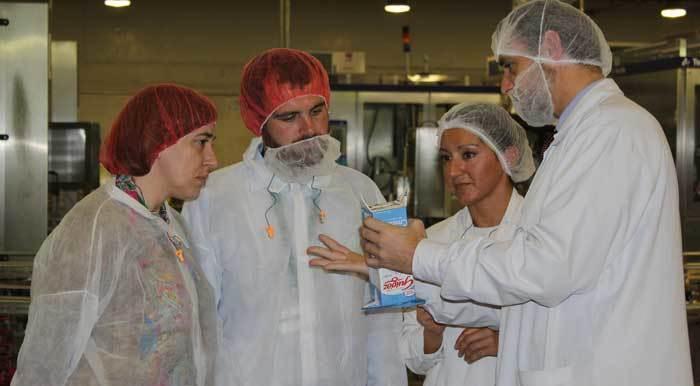 La fábrica de Nestlé de Sevares tiene su futuro garantizado