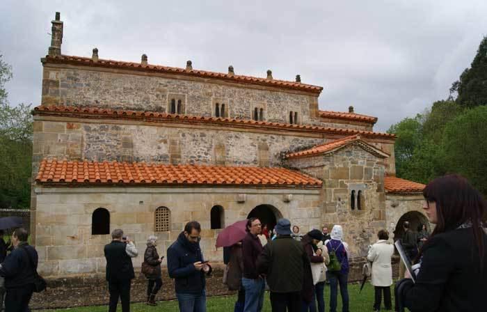 Foro pide que se potencie el Monasterio de Valdediós como potencial turístico inigualable