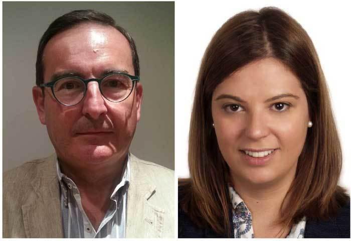 José Ramón Riera, de Villaviciosa y Gimena Llamedo de Parres, en el nuevo organigrama del Gobierno Regional