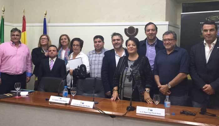 Alejandro Vega ostenta la vicepresidencia de la Red Internacional de Rutas de Carlos V