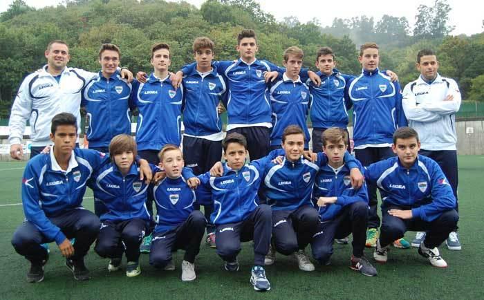 El Romanón presentó a los 17 equipos de la temporada 2015/2016