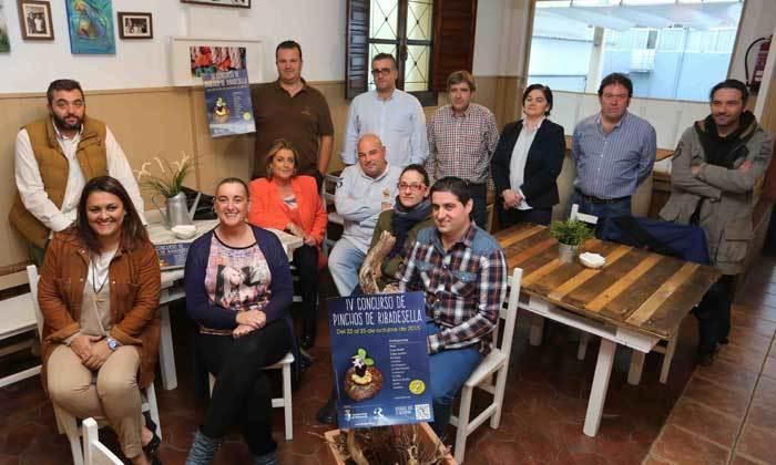 Diez establecimientos riosellanos participan en el 7º concurso de Pinchos de Ribadesella