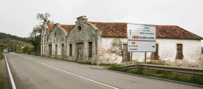 El Gobierno de Villaviciosa calcula que la rehabilitación del Calieru supondrá alrededor de 500.000 euros