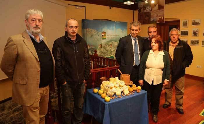 Los quesos de los Beyos IGP estarán en el mercado en cuatro meses