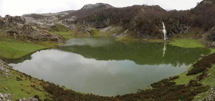 Los Lagos de Covadonga ya son tres
