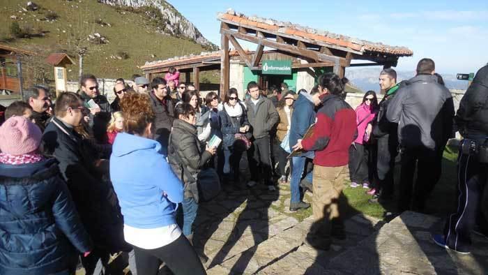 El Plan de Transporte Público a Los Lagos de Covadonga cierra el año con una cifra récord de 138.548 usuarios