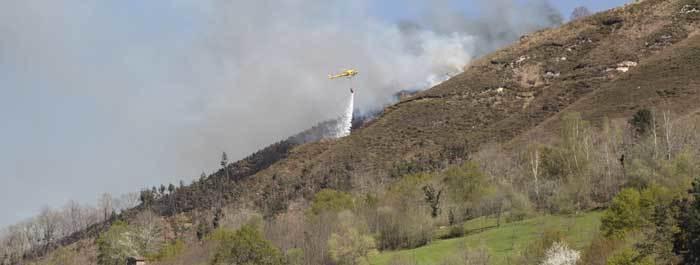 Fallece el piloto del helicóptero del SEPA accidentado en Parres