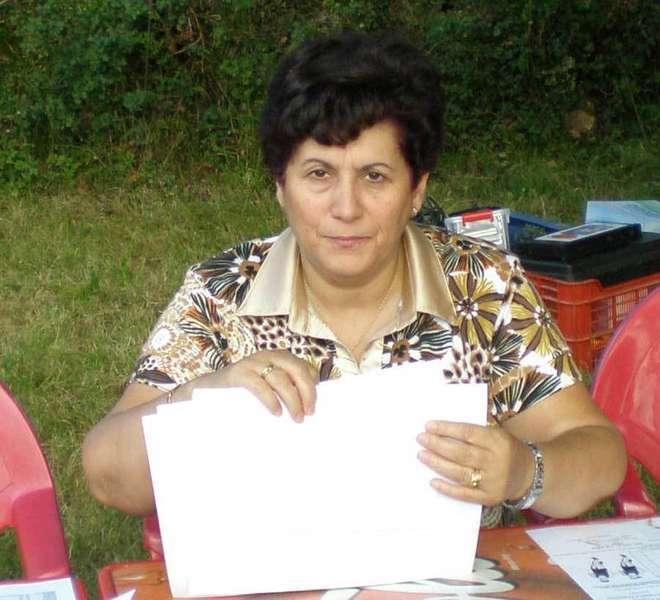 Susi Martínez.