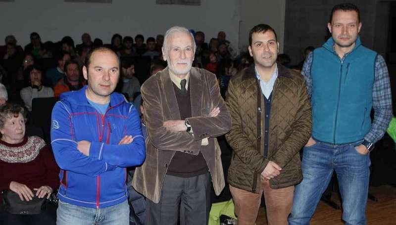 Arrancó la Semana de Montaña del Grupo Peña Santa en Cangas de Onís