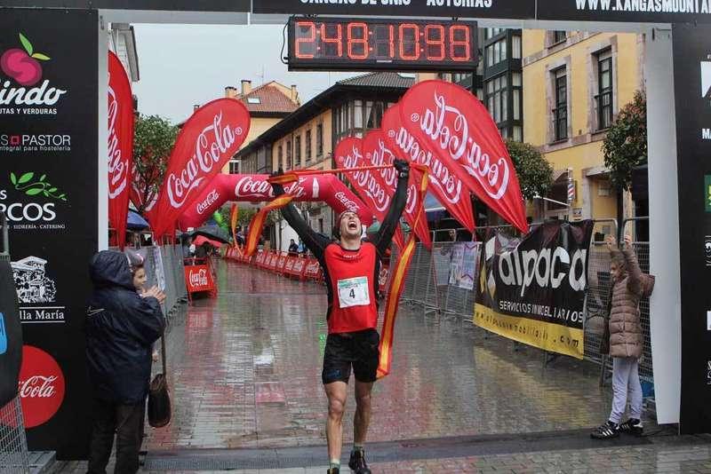 Victorín Fernández Díez gana la III 27 Kangas Mountain
