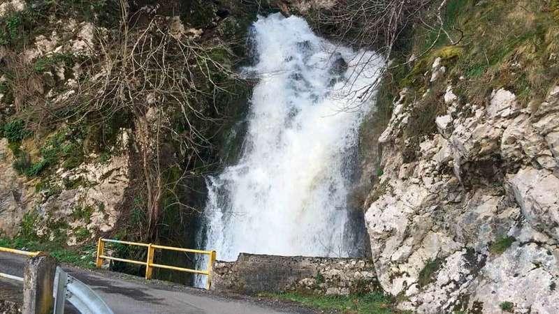 Cascada de Sobrefoz.