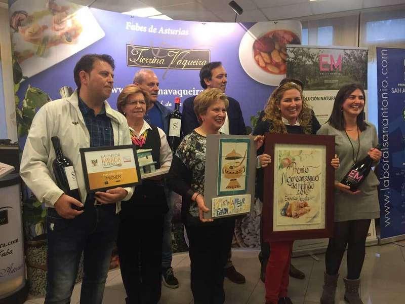 El Restaurante Vista Alegre de Colunga se alza con el Premio del Concurso de la Mejor Fabada del Mundo
