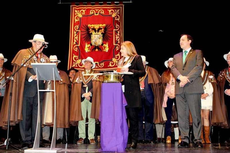 Tercer Gran Capítulo de la Cofradía de Amigos de Les Fabes del Principado en Villaviciosa