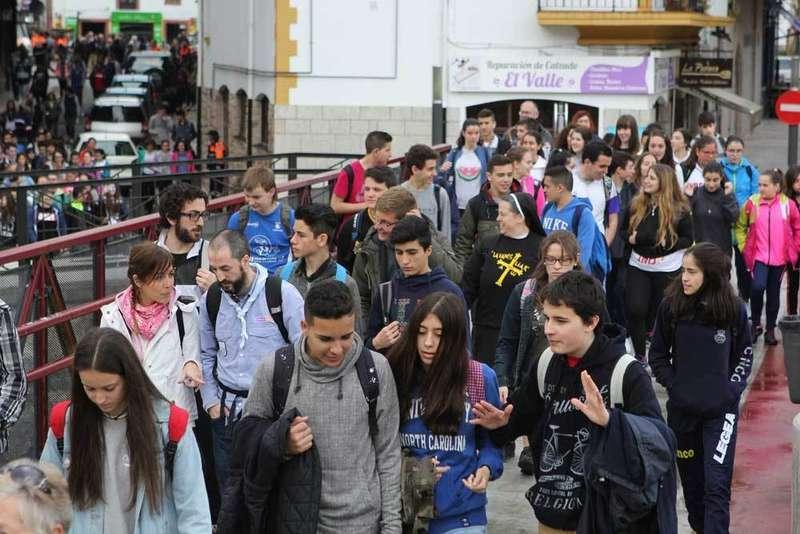 FOTOS de la Marcha Joven a Covadonga
