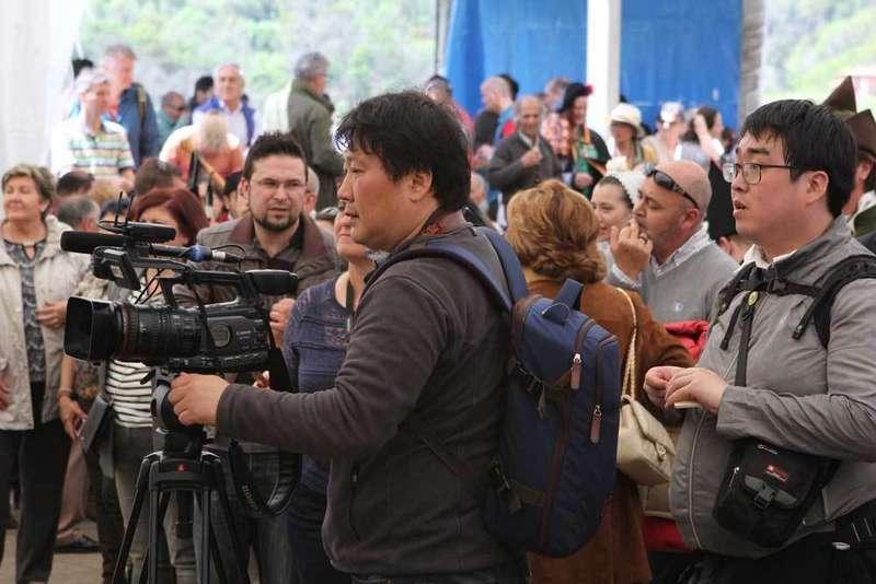 El Festival del Arroz con Leche de Cabranes llega a Corea del Sur