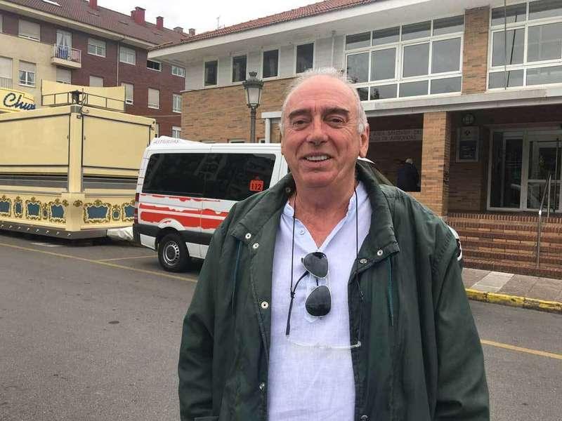 Se jubiló Manolo, el transportista del Area Sanitaria VI
