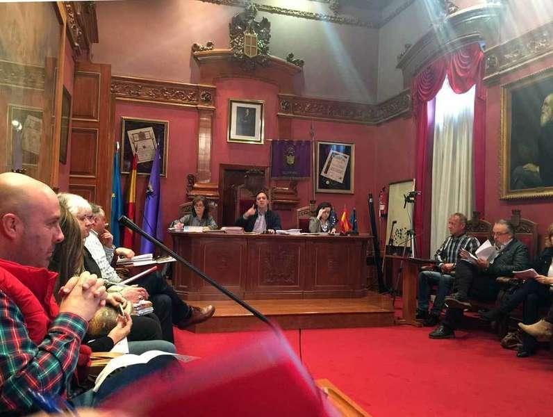 PSOE, Foro y Somos sacan adelante los Presupuestos de Villaviciosa