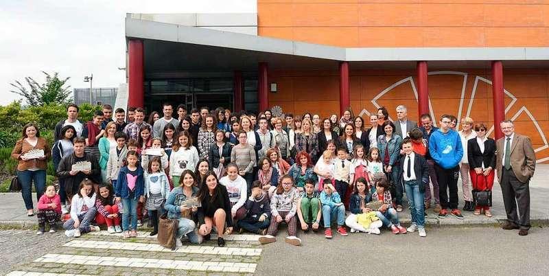 Premio de Cogersa para dos flashmob del Oriente de Asturias