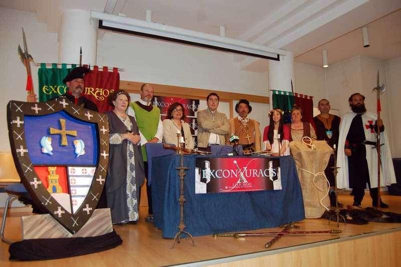 Presentación de Los Exconxuraos 2016.