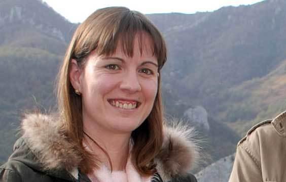 Marta Alonso, alcaldesa de Ponga