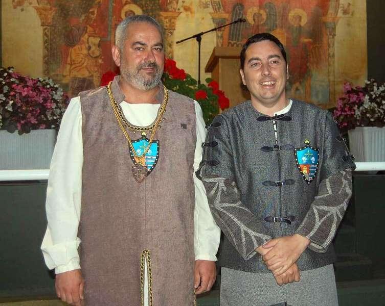 Roberto Álvarez y Gerardo Sanz.