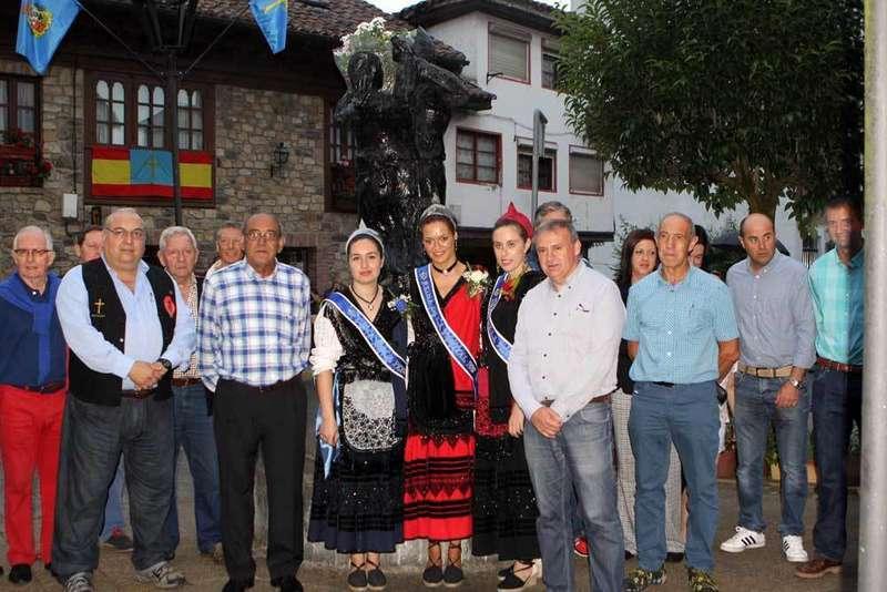 Arriondas festeja El Bollu