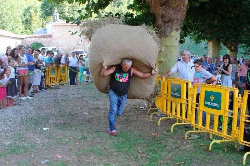 Todo listo en Benia de Onís para la Fiesta del Segador