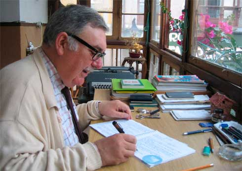 José Ignacio Gracia Noriega.