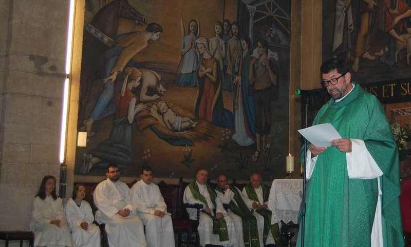 Un cura de Villaviciosa para la parroquia de La Pola
