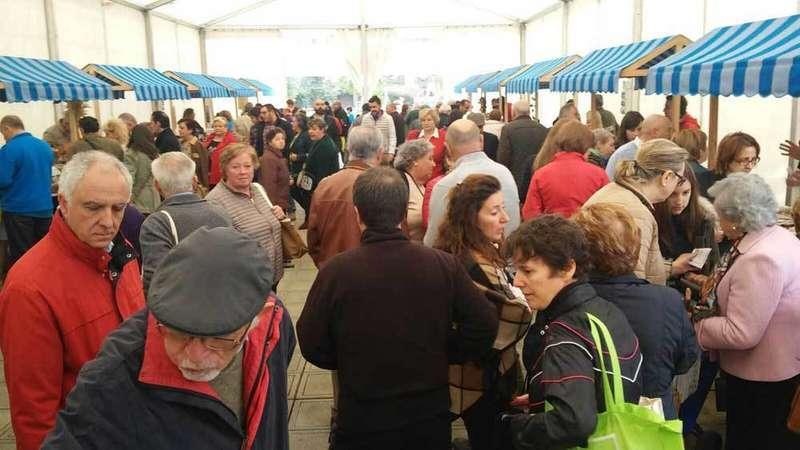 Mucho público durante la mañana en ECO Llanera.