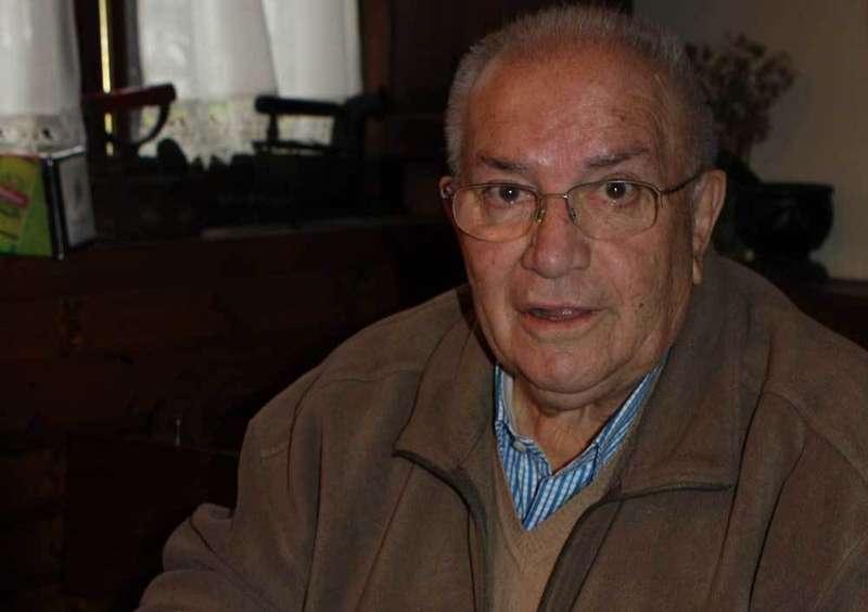 Ángel García en una imagen de archivo.