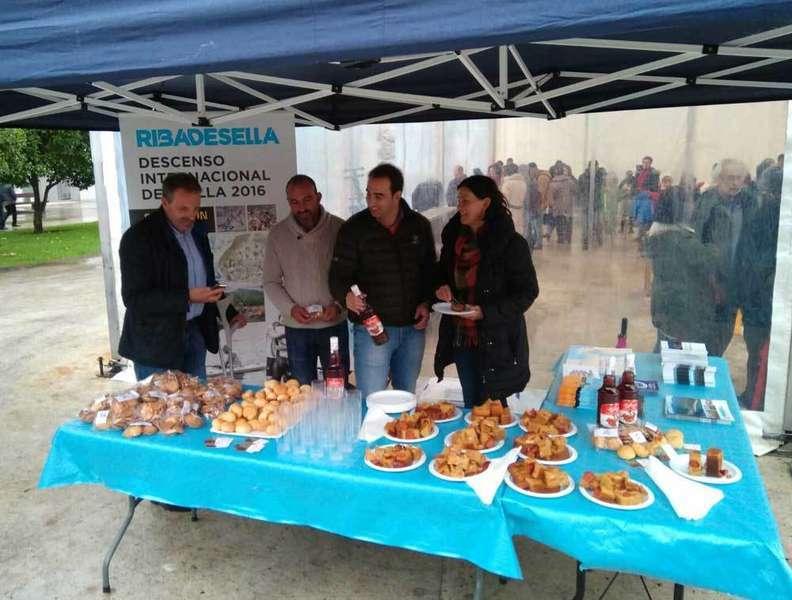 Productos de Ribadesella en Bueu.