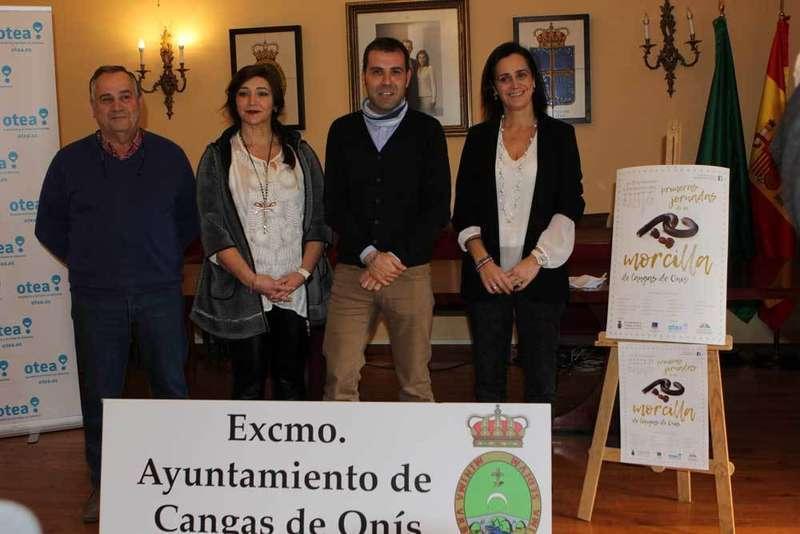 Presentación de las Jornadas en Cangas de Onís.