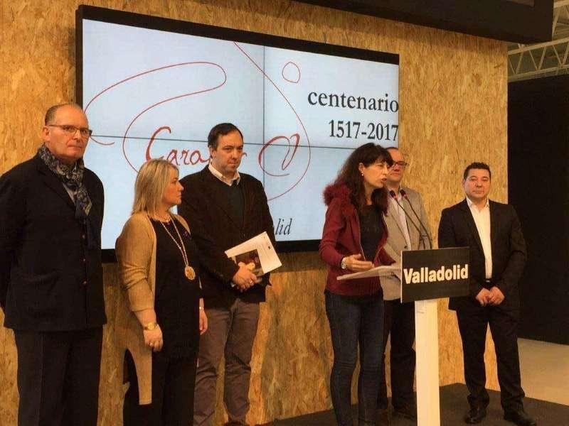Presentación promocional en Intur (Valladolid).