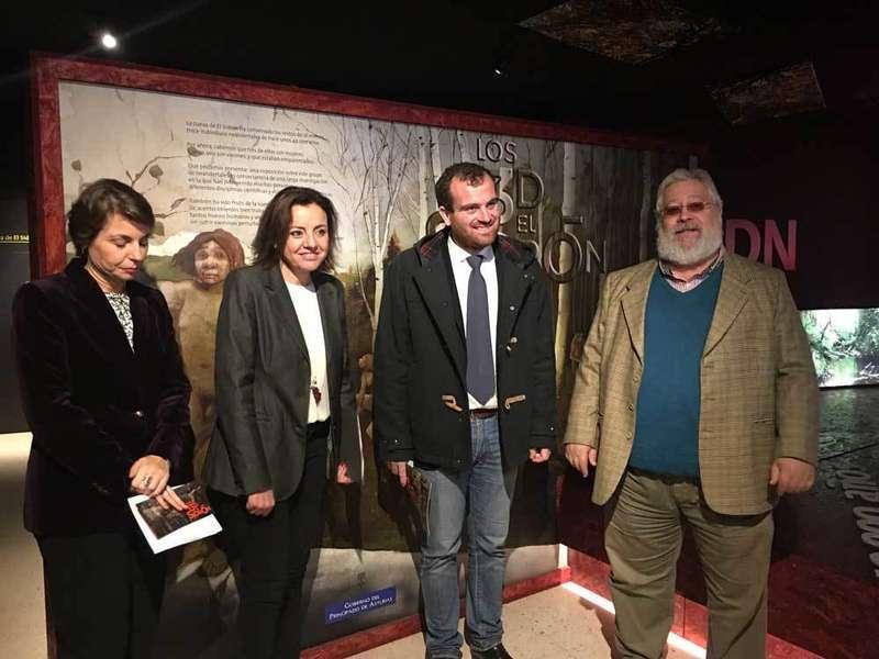 De la Peña, Requejo, Allende y de la Rasilla.