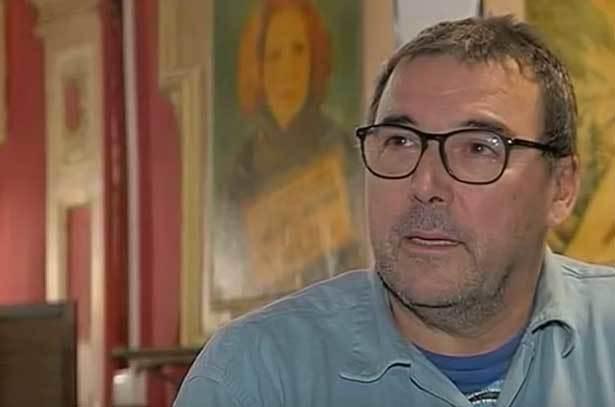 José Armas, del Café de Pinín, uno de los premiados.