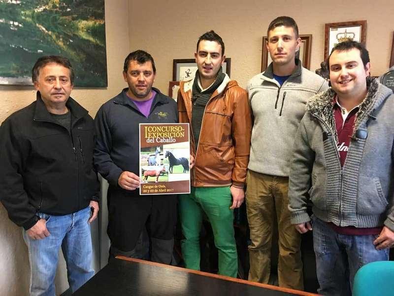 Cangas prepara el I Concurso Exposición del Caballo