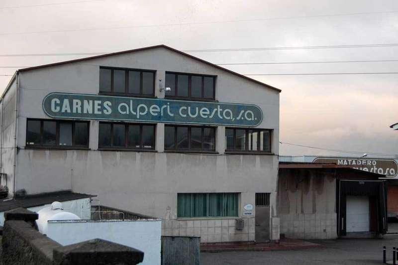 Instalaciones de la empresa Alperi Cuesta S.A. en Noreña.