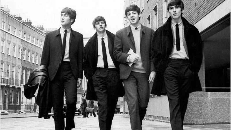 Los 60 fue la década de The Beatles