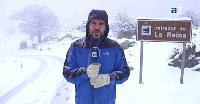 La dichosa nieve