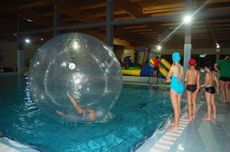 complejo santi cazorla, piscina llanera